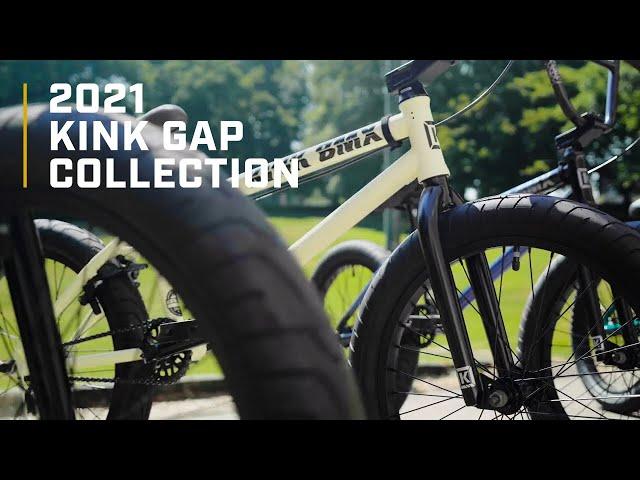Видео Велосипед KINK Gap XL зеленый