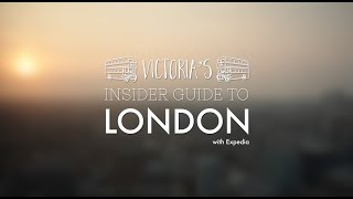 Victoria's Insider Guide to London - Where to Find the Best Views in London