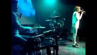 Merry X-Mas ... Dragonette live @Cargo, London (12.12.12)