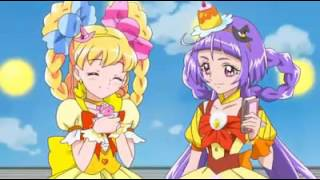 Mahou Tsukai Pretty Cure (Topaz Style) - Save Ha-chan