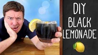 DIY Black Lemonade Recipe
