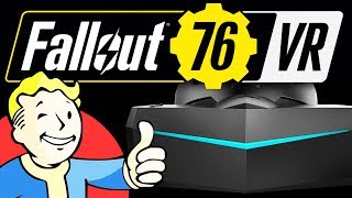 Fallout 76 in VR on Pimax 5K Plus with vorpX + Setup & Performance Guide