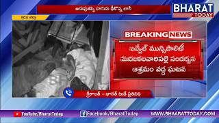 Road Accident in Kadapa Dist | Lorry Hits car | 3 Died | Badvel | Bharat Today