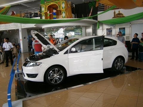 Proton Suprima S Hatchback Launched Exterior Interior Full Walk Around