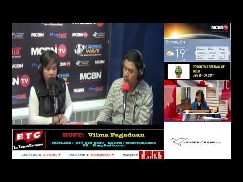 Eto Tayong Caregiver with Vilma Pagaduan