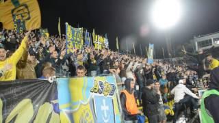 Ростовские фанаты на матче Ростов - Локомотив - 1:0