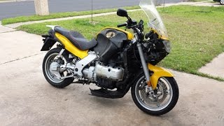 """How to remove """"servo brake"""" ABS from BMW k1200 or similar bike"""