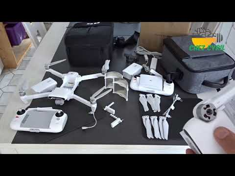 Test du drone FIMI X8se 2020 et petite comparaison au modèle précédent