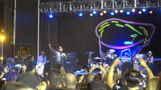 Turbonegro @ Punk Rock Bowling - Las Vegas - The Age of Pamparius / Just Flesh - 26/05/2013