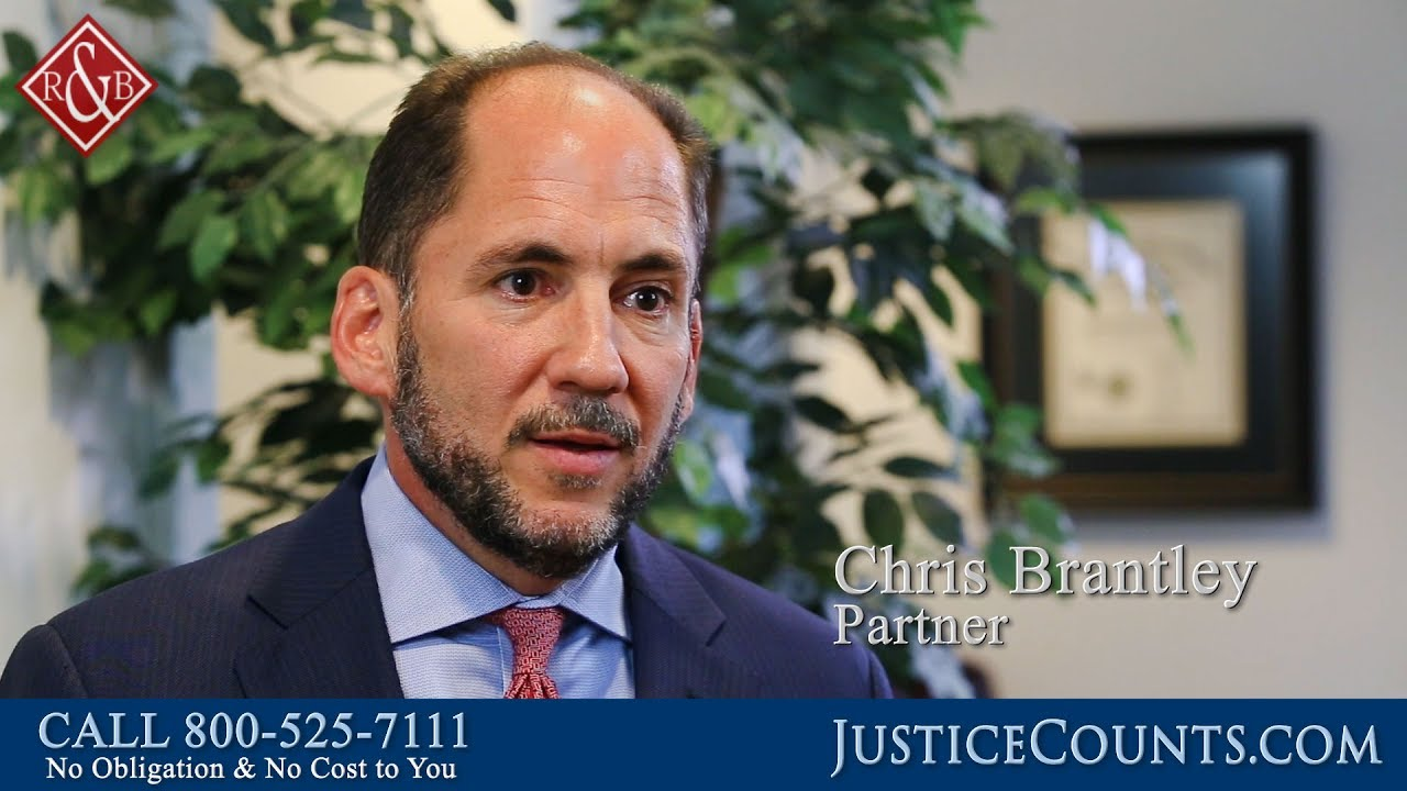 Meet North Carolina Workers' Comp Attorney Chris Brantley