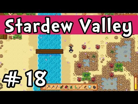 Stardew Valley Walkthrough - E16 - Lunch Date with Leah