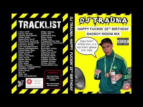 DJ Trauma – Harry's 25th Birthday Mix (Dubstep/Riddim Mix)