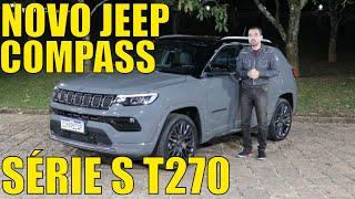 Novo Jeep Compass Série S T270 2022