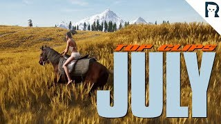 Gambar cover Top Clips of July 2018 - Lirik Stream Highlights #85