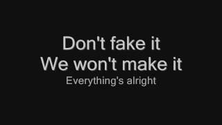 Sum 41 - No Brains (Acoustic) (with lyrics)