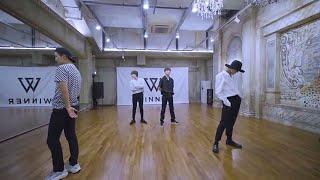 [WINNER - MOLA] dance practice mirrored