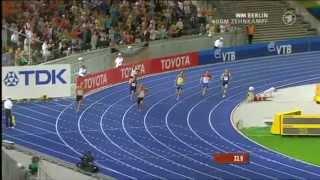 Pascal Behrenbruch- 400m World Championship Berlin 2009