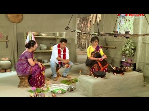 Horubhoni | Torulota | Pork with Banana Flower | Husband Wife Relationship | Pabho Jura | Part 3