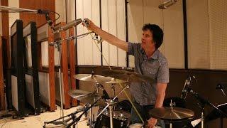 United Recording Drum Setup - Warren Huart: Produce Like A Pro