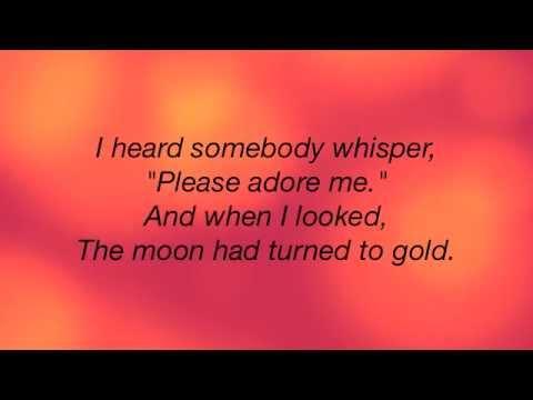 Blue Moon by Billie Holiday Lyrics