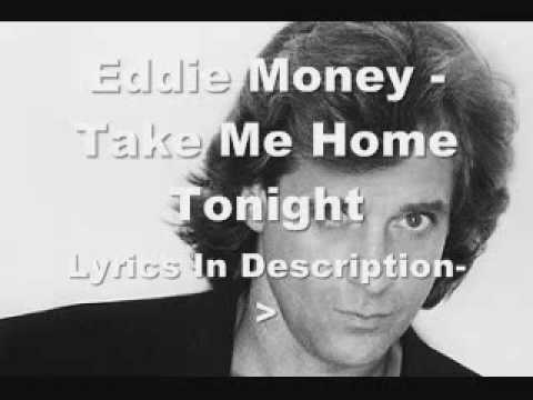 Eddie Money Take Me Home Tonight 1986 Music Video 20 Rock Roll Song