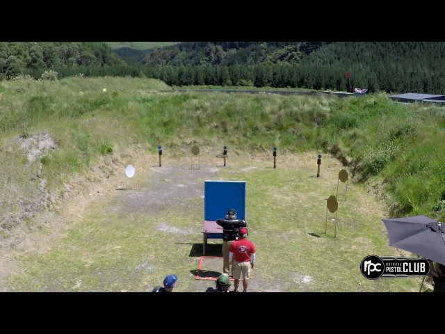 CZ 2016 IPSC Pistol Nationals - Stage 7