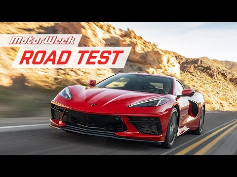 External Review Video JVjKBAob1Gg for Chevrolet Corvette Sports Car (C8)