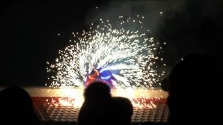 Novoročný ohňostroj