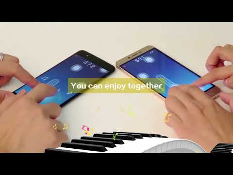 Magic Piano Tiles 2018 Video