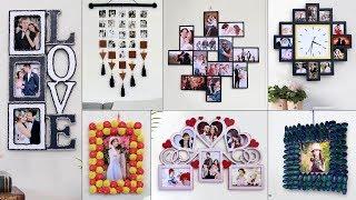 10 Photo Frame Creation !!! Handmade Craft Ideas