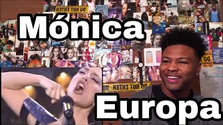 Monica Naranjo - Europa (Live) | Reaction