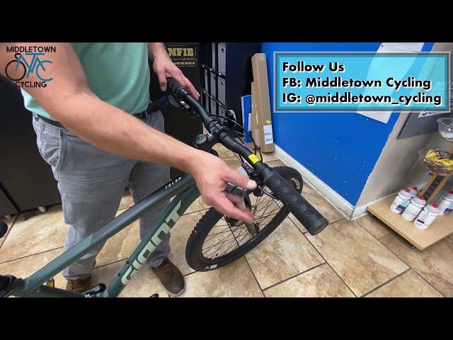 Видео Велосипед Giant Talon 4 Trekking Green