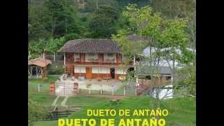 Dueto de Antaño - 20 de sus éxitos - Volúmen 1 - Colección Lujomar