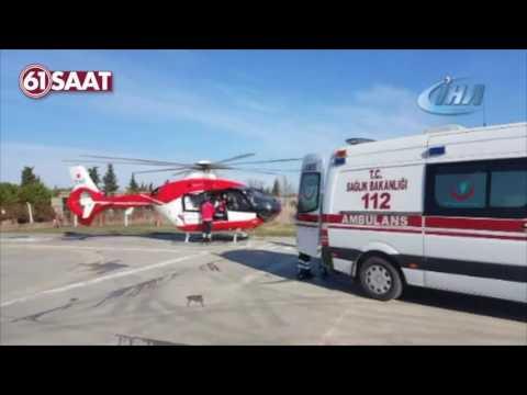 Trabzon - Samsun - Rize arasında hayat operasyonu