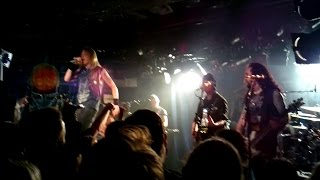Dragonforce - Ring of Fire (cover) (HD) Live at John Dee,Oslo,Norway 28.03.15