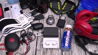 What's In My Gym Bag / Gym Tech 2018