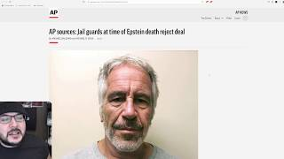 The Epstein Story Just Got WEIRDER, Guards Are REFUSING To Admit Wrongdoing