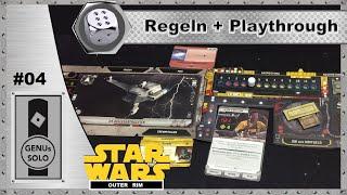 Star Wars Outer Rim - S01E04 - Playthrough - Regeln - deutsch