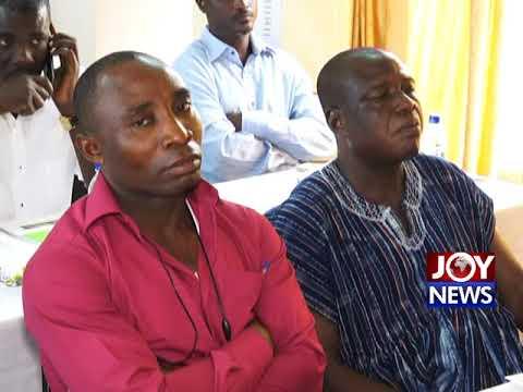 NDC must redeem it's image to recapture power in 2020 - Goosie Tanoh. (19-08-18)