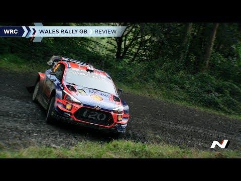 Wales Rally GB Review - Hyundai Motorsport 2019
