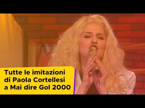 Paola Cortellesi e le sue imitazioni