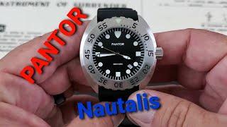 PANTOR Nautalis-200m Quartz Diver