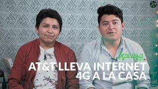 AT&T lleva internet por 4G LTE a las casas de México