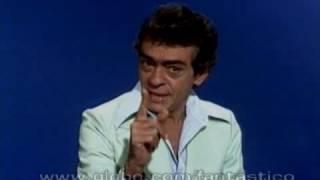 Fantástico   Chico Anysio Fala Da Obsessão Por Pesquisas   02 De Abril De 1978 Globo Play