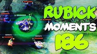 Dota 2 Rubick Moments Ep. 186