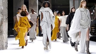 Rick Owens | Spring Summer 2017 Full Fashion Show | Exclusive