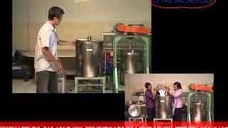 Mesin Pembuat Minyak Dari Santan Kelapa-tristar Machinary Info 031-8484799