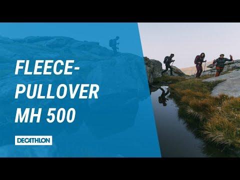 Fleecepullover MH500 | Bergsport ist unsere Leidenschaft