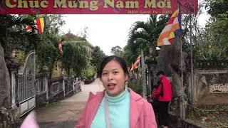 Đi chùa Cam Lộ, Gio Linh dịp Tết 2020
