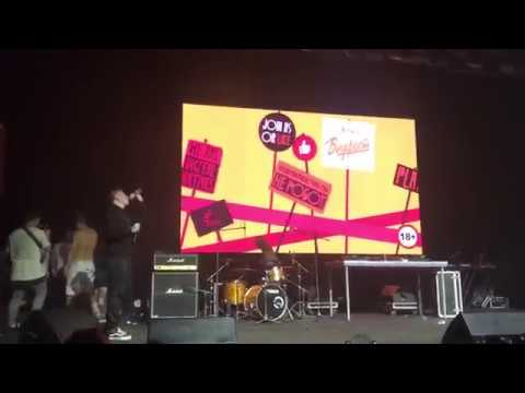 DK x MORGENSHTERN x Милена Чижова   М   Это Милена Live, Vidfest 2018 Москва